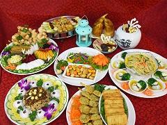 台中素食年菜˙蓮香天然健康素食